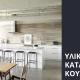 Διακόσμηση Κουζίνας Σπιτιού με Συνδυασμούς Υλικών